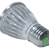 لامپ ۳ وات رشد گیاه فول اسپکتروم دالیا